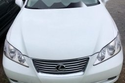 Foreign Used Lexus ES 2008 Model White