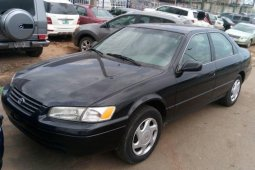 Foreign Used Toyota Camry 1998 Model Black