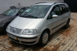 Foreign Used Volkswagen Sharan 2004 Model