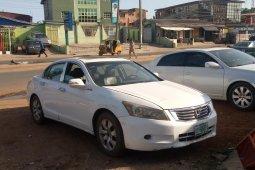 Clean Naija Used 2008 Honda Accord for sale