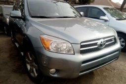 Foreign Used Toyota RAV4 2008 Model Gray
