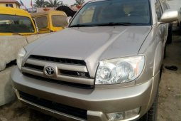 Foreign Used 2003 Toyota 4-Runner for sale