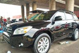 Foreign Used Toyota RAV4 2008 Model