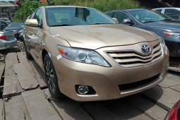 Foreign Used 2011 Toyota Camry for sale