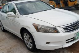 Foreign Used 2008 Honda Accord for sale