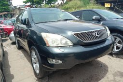 Direct Tokunbo Foreign Used Lexus RX 2005