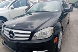 Foreign Used 2009 Mercedes-Benz C300 for sale