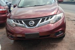 Foreign Used Nissan Murano 2011 Model