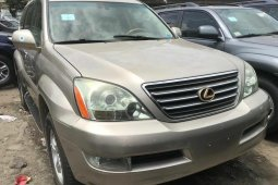Clean Foreign Used 2006 Lexus GX for sale