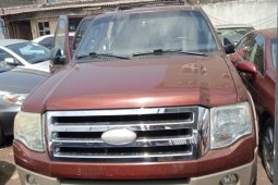 Foreign Used Ford Expedition 2008 Model for sale