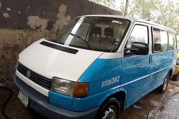 Very clean Nigeria used Volkswagen T4