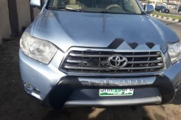 A year Naija Used 2008 Toyota Highlander for sale