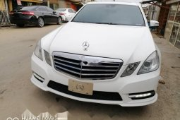 Nigeria Used Mercedes-Benz E350 2013 Model White