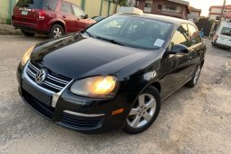 Foreign Used Volkswagen Passat 2008 Model Gray