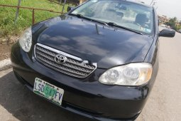 6 Months registered Neatly used Toyota Corolla 2004 for sale