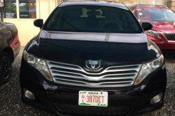 Nigeria Used Toyota Venza 2011 Model Black