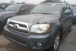 Foreign Used Toyota 4-Runner 2007 Model for sale