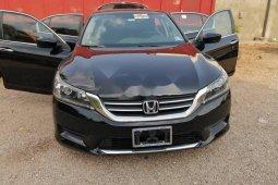 Foreign Used Honda Accord  2013 Model Black