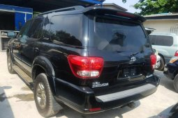 Foreign Used 2007 Toyota Sequoia for sale