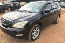 Foreign Used 2008 Model Lexus RX for sale