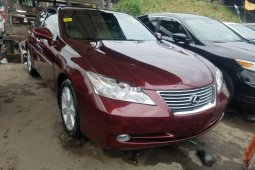 Foreign Used Lexus ES 2008 Model for sale