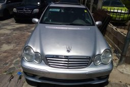 Foreign Used 2006 Mercedes-Benz C300 for sale