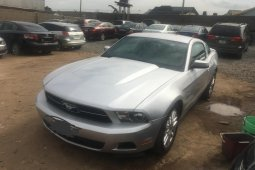 Very Clean Naija Used Ford Mustang 2013 Model