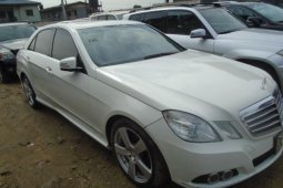 Clean Foreign Used Mercedes-Benz E350 2011 for sale