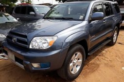 Registered 2006 Toyota 4runner LIMITED 4WD  for sale