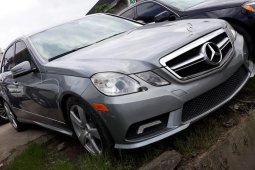 2011 Mercedes-Benz E-class E350 4matic Foreign Used