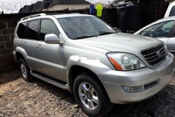 Foreign Used 2005 Lexus GX470 with Reverse Camera