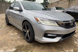 Super Clean Naija Used Honda Accord 2014 Model