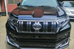 Full option Naija Used Toyota Land Cruiser Prado 2014 Model