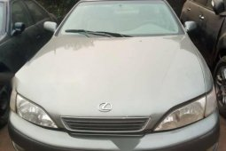very clean and sharp Lexus 300 2001 Model for sale