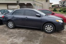 Foreign Used 2012 Toyota Corolla for sale