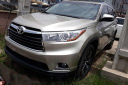 Foreign Used 2016 Toyota Highlander XLE