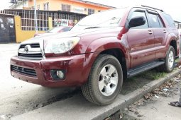 Foreign Used 2007 toyota 4runner SR5r for sale