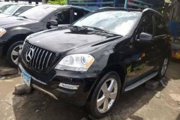 Mercedes-Benz ML350 2011 Model for sale