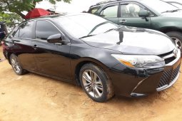 Foreign Used 2015 Toyota Camry SE for sale