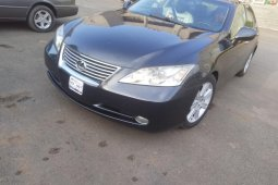 Direct Tokunbo Lexus ES 2008 Model