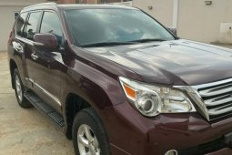 Super Clean Naija Used Lexus GX 2012