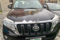 Full option Clean Naija Used Toyota Land Cruiser Prado 2016 Model