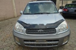 Direct Tokunbo Toyota RAV4 2005 Model