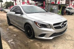 Foreign Used Mercedes-Benz CLA-Class 2015 Model