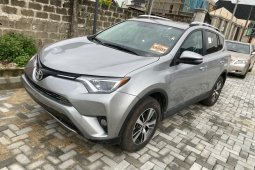 Foreign Used 2016 Model Toyota RAV4 for sale