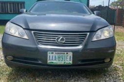 Nigerian used Lexus ES 2008 at ₦2,100,000 for sale