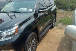 Lexus GX460 2011 upgraded to 2016model full option