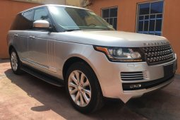 Very Clean Foreign Used 2014 Land Rover Range Rover Vogue for sale