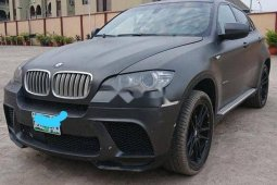 Clean Naija Used BMW X6 2011 Model