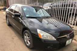 Super Neat Naija Used Honda Accord 2007